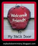 Yvonne Blake My Back Door Blog
